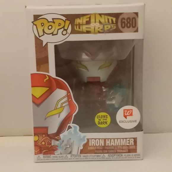 Iron Hammer Funko Pop